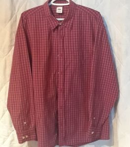 Long Sleeve  Large Old Navy Button Up Shirt.